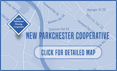 Living At New Parkchester Puts Residents Less Than 15 Minutes From Downtown Dc Nationals Park Navy Yard And Future New Dc United Stadium As Well As